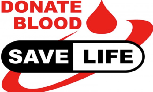 Donate Blood Save Lives Image