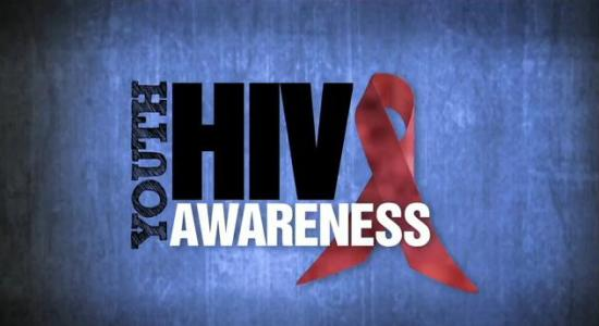 HIV Awareness Ribbon for Youths