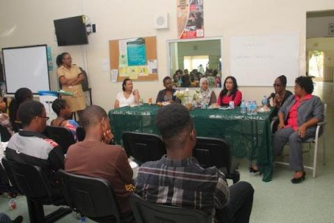 Ste. Madeleine Health Centre Youths