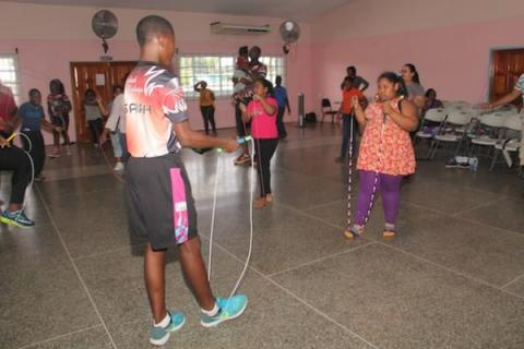 Healthy Me Camp